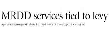 Waiting Lists for Day Services Eliminated
